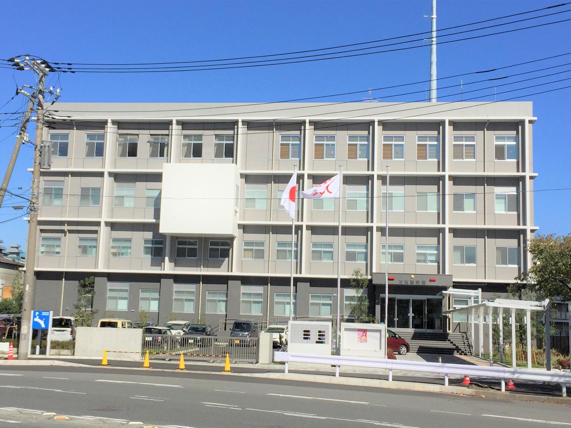 署 免許 警察 更新 横須賀